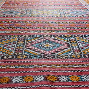 Tapis berbère marocain par KaravaneSerail