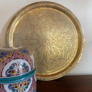 Cuivre marocain par KaravaneSerail