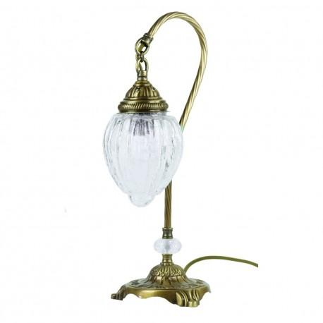 Lampe de chevet orientale vintage Ishara