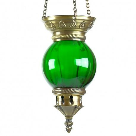 Lanterne orientale verte Inara