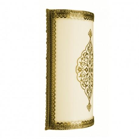 Applique marocaine en laiton Tokat