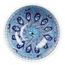Petit bol Melis bleu 12cm