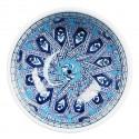 Petit bol ethnique Melis bleu 12cm