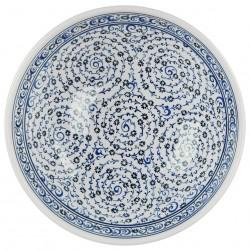 Bol en céramique ottomane Hava 20cm