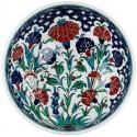 Grand bol Nihal 25cm, vaisselle turque