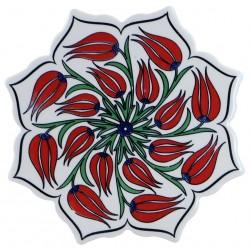 Dessous-de-plat en céramique Lalé