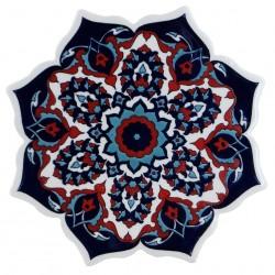 Dessous-de-plat original Koray (style oriental ottoman Iznik)