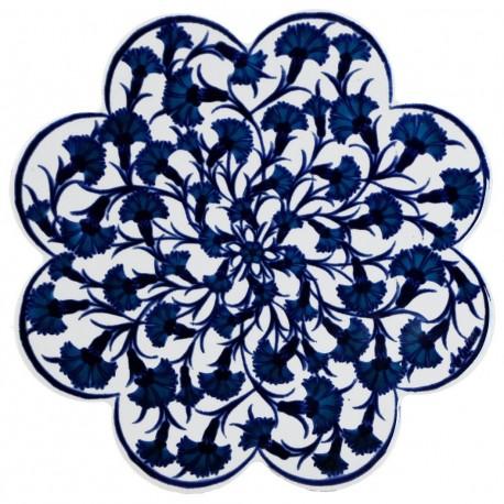 Dessous-de-plat oriental ottoman Karanfil, déco bohème
