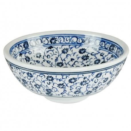 Bol à tapas en céramique d'Iznik Hava, vaisselle ethnique