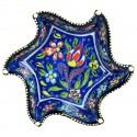 Lot de Bols en lune et étoile Tezel bleu