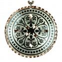 Collier oriental Nafis noir