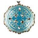 Pendentif ethnique Turan turquoise