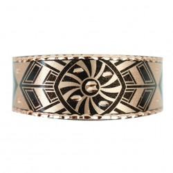 Bracelet oriental fait main Reyhan cuivré