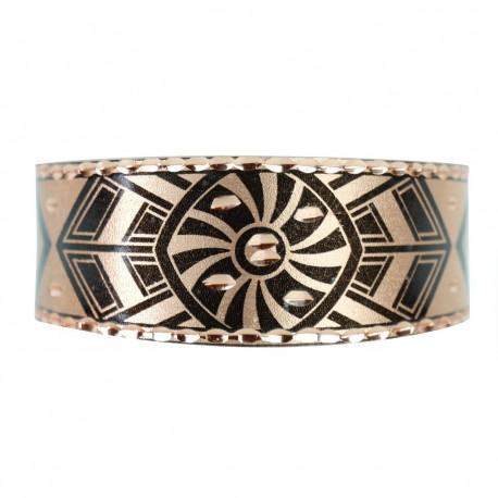 Bracelet fait main en cuivre Reyhan