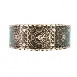 Bracelet artisanal Kiana cuivré