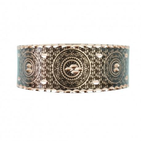Bracelet oriental en cuivre Reyhan par KaravaneSerail