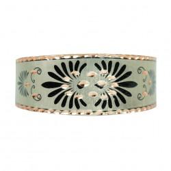Bracelet bohème Ariane argenté
