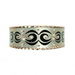 Bracelet tribal Daria argenté