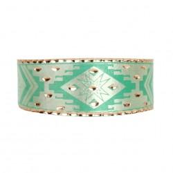 Bracelet oriental Feriel vert