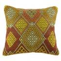 Coussin décoratif en kilim Kolon B035
