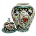 Jarre décorative artisanale Tourada 40cm