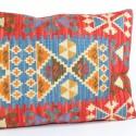 Housse de coussin en laine Eumenia