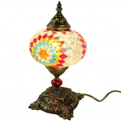 Lampe de chevet orientale Baal