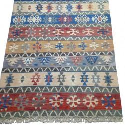 Tapis vintage en kilim artisanal K5