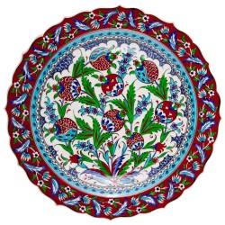 Plat décoratif Kayra 40cm