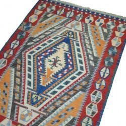 Tapis oriental kilim de salon K15