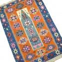 Petit tapis oriental C40