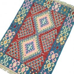 Petit tapis kilim de Turquie C36