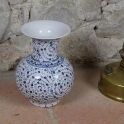 Vase oriental à spirales Hava 20cm