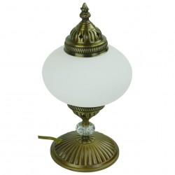 Lampe orientale de salon Cynia