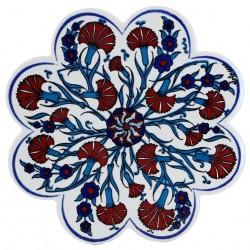 Dessous-de-plat ottoman Isba