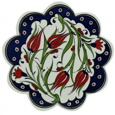 Dessous de plat décoratif oriental Ourdina