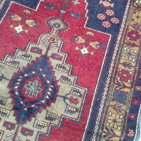 Tapis turc anatolien B06, décoration orientale