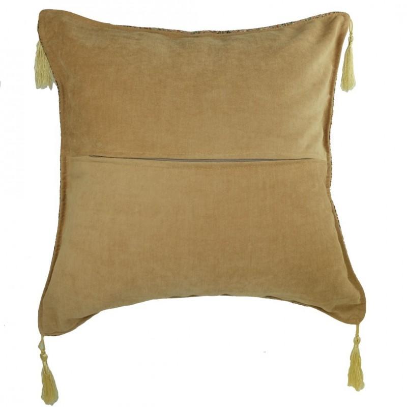 housse de coussin 45x45 orientale lycia. Black Bedroom Furniture Sets. Home Design Ideas