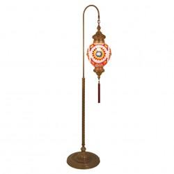 Lampe sur pied turque Doualia