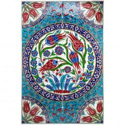 Tableau en céramique orientale Jaïa 40x60
