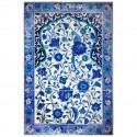Tableau en céramique bleue Istria 40x60