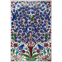 Tableau arbre de vie Hayat 40x60
