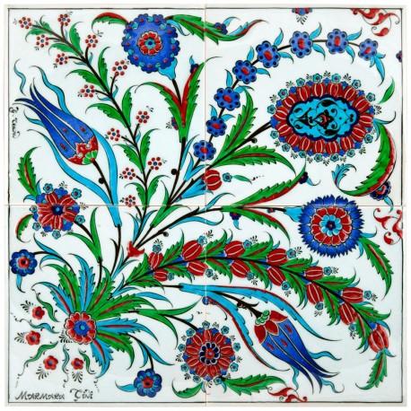 Carreaux décoratifs en céramique Kiatina 40x40
