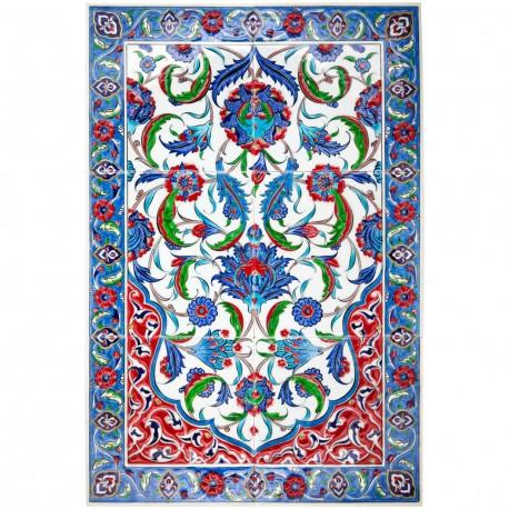 Tableau ottoman en céramique Criama 40x60