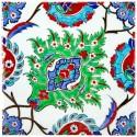 Faïence turque ottomane Zentia 20x20