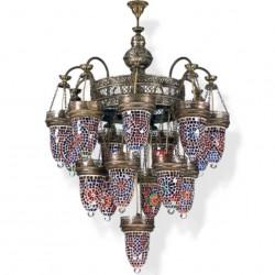 Lustre oriental Shezeh
