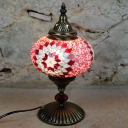 Lampe Idia rouge