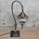 Lampe de bureau en col de cygne Shara