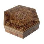Idée cadeau : boîte en marqueterie orientale par KaravaneSerail