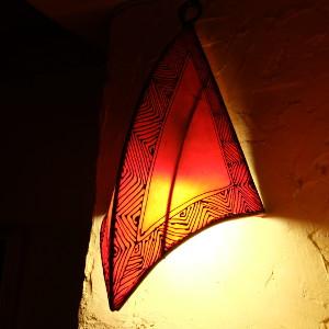 Applique marocaine pour le salon marocain par KaravaneSerail